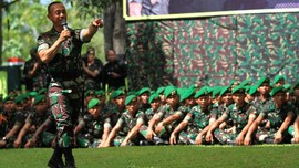 KSAD Minta Purnawirawan Tak Manfaatkan Prajurit TNI di Pemilu