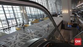 Rizieq 'Pulang Kampung', Ribuan Polisi Siaga di Bandara