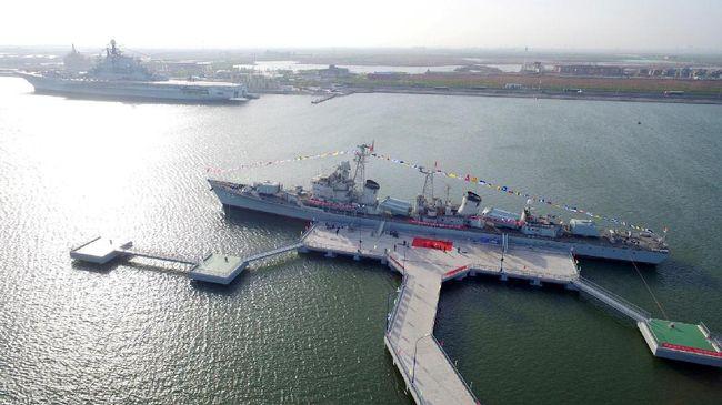 Pentagon: China Akan Bangun Pangkalan Militer di Pakistan