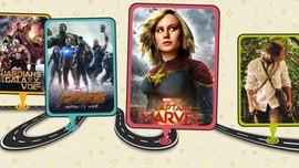 Jadwal Film Disney yang Patut Ditunggu Hingga 2020