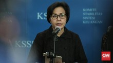 KSSK Jaga Sistem Keuangan Demi Halau Risiko Ekonomi Global