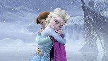 Jejak 'Elsa' dan 'Anna' Frozen 2 di Hollywood Walk of Fame