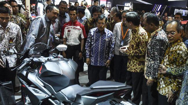 Honda Jago Kandang, Yamaha Laris di Luar Negeri