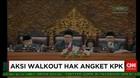 Hak Angket KPK Diketok Sepihak, Sebagian Anggota DPR Walk Out