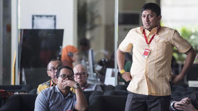 Ketua AMPG Fahd A Rafiq Hadapi Sidang Perdana Korupsi Alquran