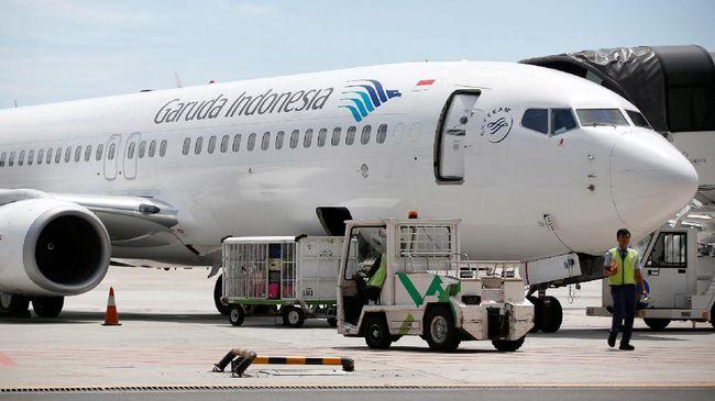 Garuda Indonesia Tekan Kerugian jadi Rp1,66 T di Kuartal III