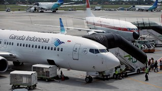 Garuda Indonesia Klarifikasi Larangan Berfoto di Pesawat