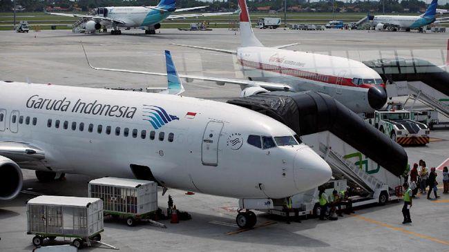 Penumpang Tersiram Air Panas, Garuda Wajib Bayar Rp200 Juta
