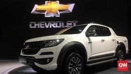 Mobil Kota, SUV dan Double Cabin Jadi Asa Chevrolet di 2017