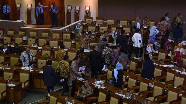 Gerindra Siapkan Empat Nama untuk Pansus Hak Angket