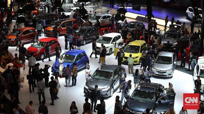 Penjualan Ritel Mobil September Turun, Masalah Daya Beli
