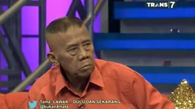 Bambang Gentolet, Mimpi Jadi Prajurit TNI Luruh di Srimulat