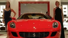 DKI Kejar Perusahaan Pengemplang Pajak Ferrari Rp129 Juta