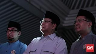 Tiga Elite Gerindra-PKS Tentukan Cawapres Prabowo