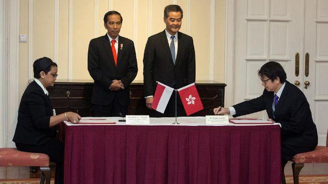 Kadin Dukung Jokowi Tarik Investasi Hong Kong di Pelabuhan