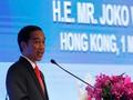 Lawatan ke Hong Kong, Jokowi Sarapan Bareng 'Superman'