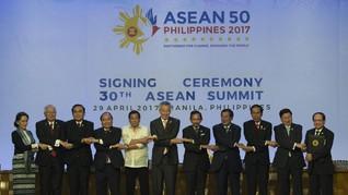 Kisruh Data Facebook, ASEAN Jajaki Kerja Sama Keamanan Siber