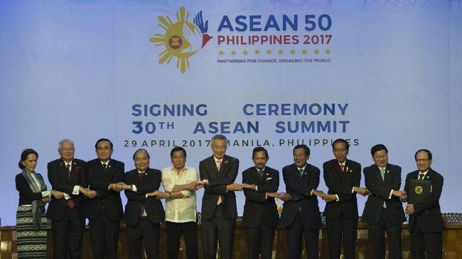 KTT ASEAN Sepakati Perlindungan Pekerja Migran