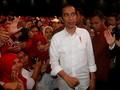 Teriakan 'Jokowi Dua Periode' Menggema di Kemayoran