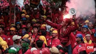 Arah Suara Buruh di 2019 dan Perpecahan Serikat Pekerja