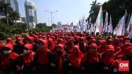 Buruh Bersiap Serbu Jakarta, Polisi Ingin 1 Mei Jadi Fun Day