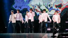 BTS Ulangi Kolaborasi Bersama Steve Aoki