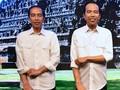 'Jokowi' Ganti Baju di Madame Tussauds Hong Kong