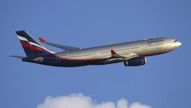 Ko-Pilot Serangan Jantung, Pesawat Aeroflot Mendarat Darurat