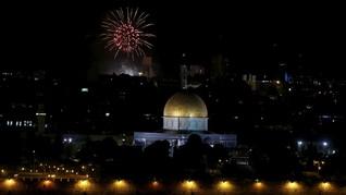 FOTO: Peringatan Kemerdekaan Israel di Tengah Ancaman Iran