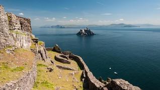 Pulau di Irlandia Jadi Tempat 'Perguruan Jedi' Star Wars