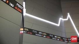10 Indeks Sektoral Loyo, IHSG Anjlok ke Level 5.688