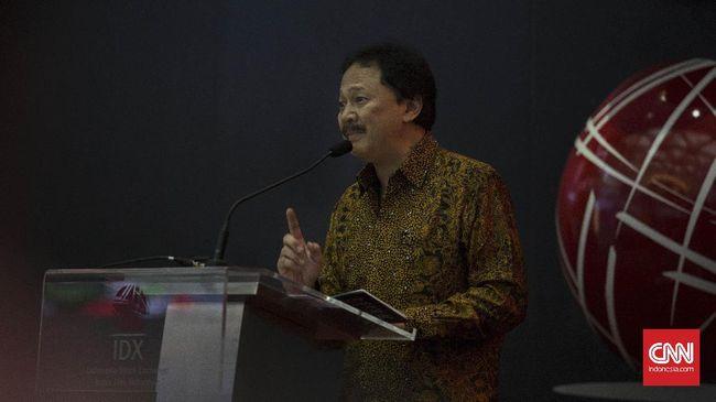 Hilang Momentum, Bos BEI Harap Suku Bunga Acuan BI Tak Naik
