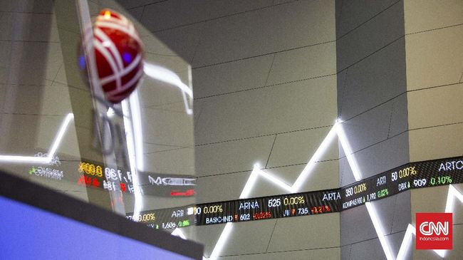 IHSG Buruk se-Asia, OJK Sebut Belum Saatnya Intervensi Pasar