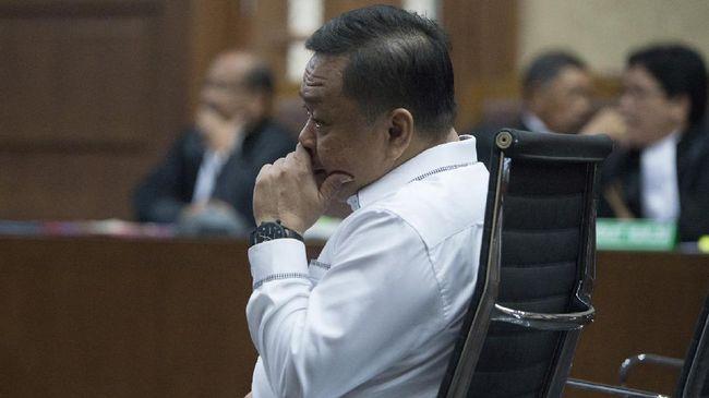 Akui Terima Suap, Pejabat Bakamla Minta Keringanan Hukuman