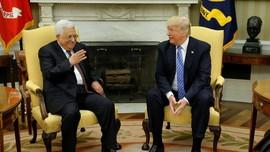 Abbas Kecam AS karena Hapus Palestina dari Daftar Negara