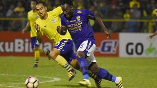 Persib Tak Ada Hubungan dengan Kepindahan Essien ke Sabail FK