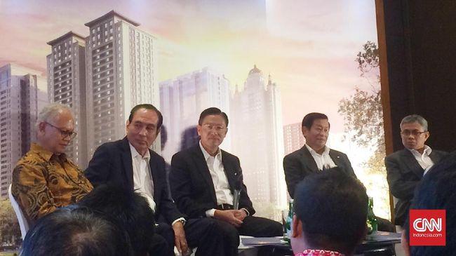 Meikarta Baru Kantongi Izin Pembangunan 84 Hektar