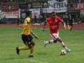 Persija vs Madura United Tanpa Gol di Babak Pertama