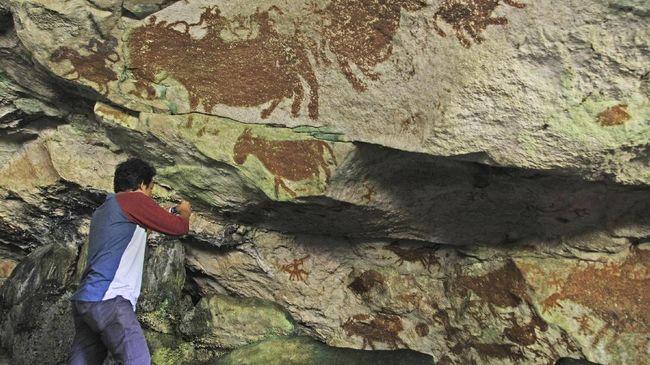 Situs Purbakala di Pulau Kaimear Kian Terancam