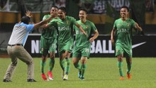 Bhayangkara FC Gagal Bawa Pulang Evan Dimas