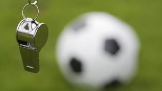 Gardeazabal Pimpin Pertandingan Piala Dunia di Usia 24 Tahun