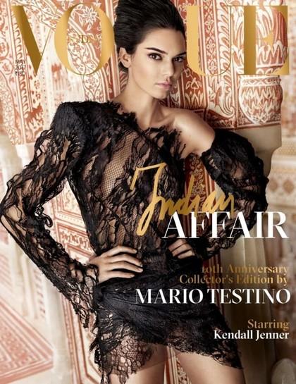 Jadi Model Vogue India, Kendall Jenner Di-bully Netizen