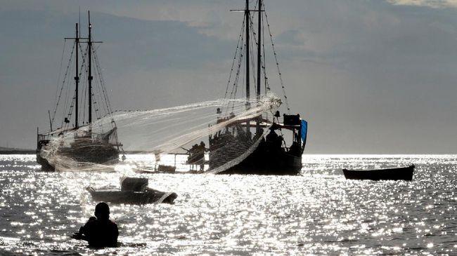 Indonesia Tangkap Puluhan Kapal, Nelayan Malaysia Protes