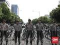 Polri-TNI Amankan Aksi Bela Ulama 96