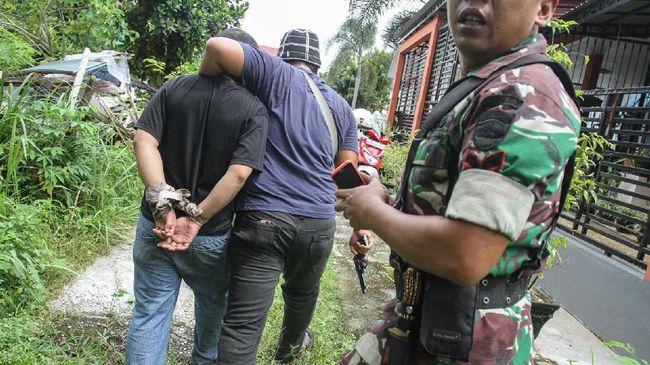 Polisi Kembali Ringkus 212 Tahanan Rutan Pekanbaru