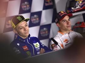 WhatsApp Marquez ke Rossi Terungkap Jelang MotoGP Amerika