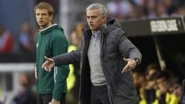 Mourinho Puas Sekaligus Kecewa Kalahkan Celta Vigo