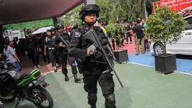Antisipasi Teror, Polda Riau Sebar Sniper di Jalur Mudik