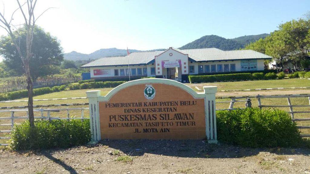 Begini Potret Puskesmas di Daerah Perbatasan RI dan Timor Leste