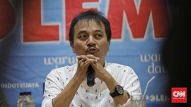 Roy Suryo Desak Buka Rekaman Asli Rini Soemarno-Dirut PLN